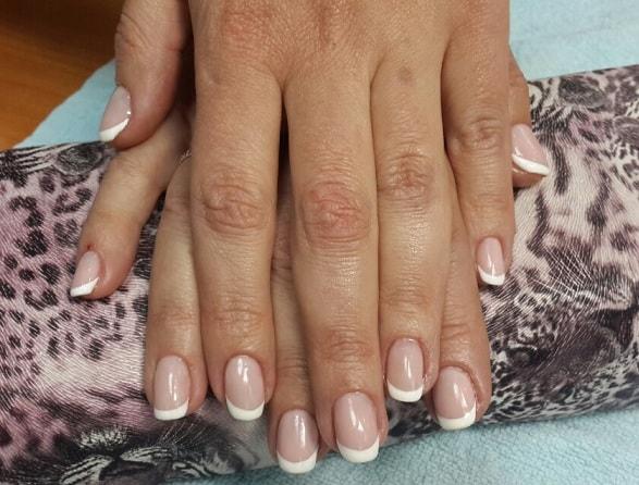 Фото долговременное покрытие ногтей