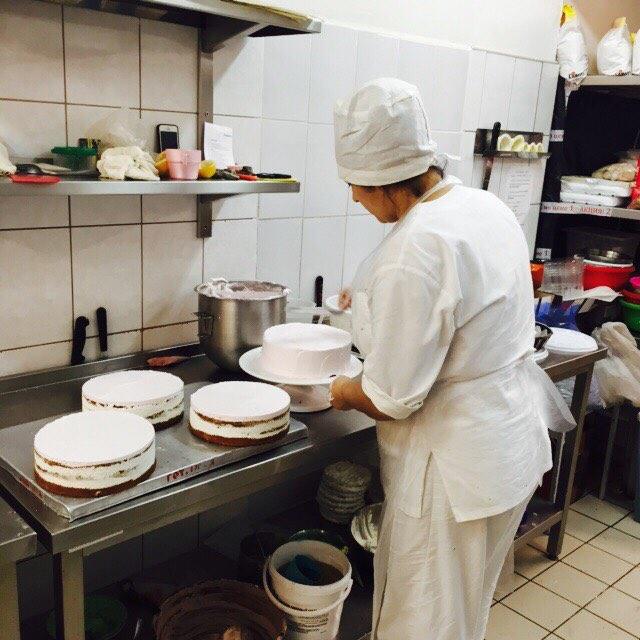 как подготовить место пекарю